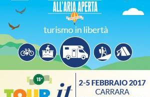Vita all'aria aperta carrara fiere camper
