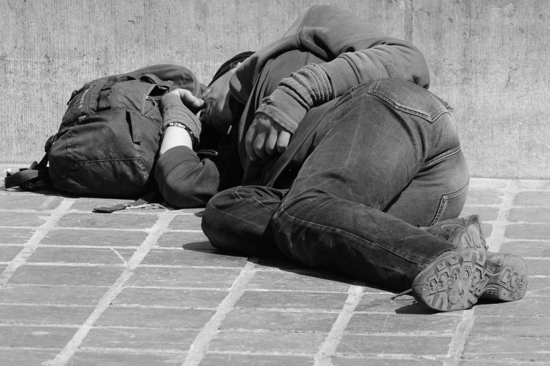 homeless-senzatetto