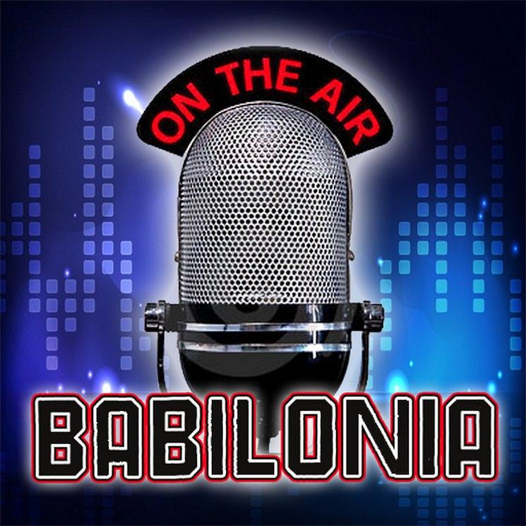 Aperitivo con Radio Babilonia al Crudo