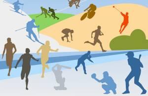 sport sports figure sportivi varie