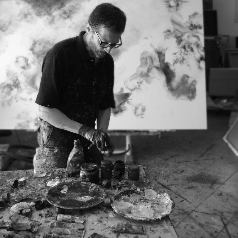 Massimo Angèi espone alla Galleria Ponzetta