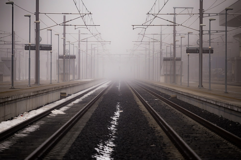 treno binari