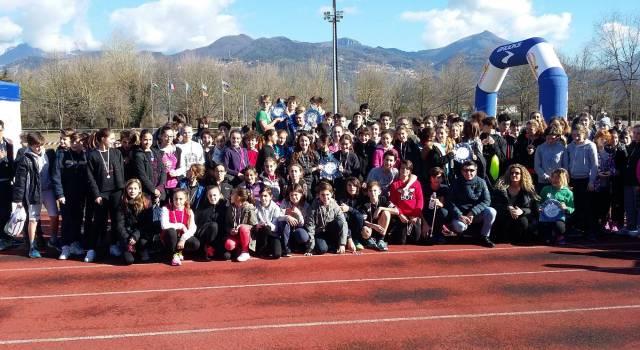 Corsa Campestre, 12 studenti versiliesi accedono alle provinciali