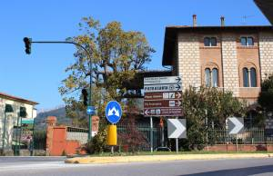 Foto intersezione Via Avis Donatori via Marconi