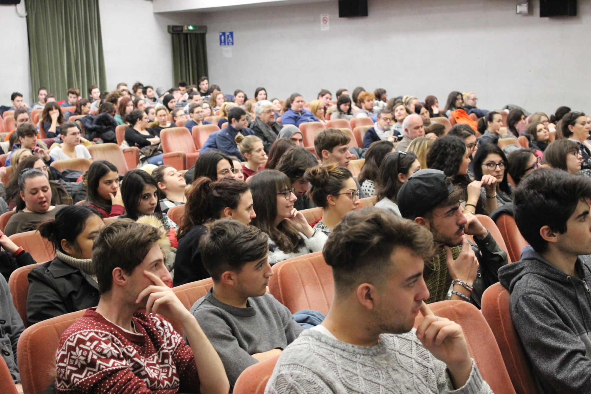 Giornata della Memoria: 250 studenti di fronte all'Olocausto
