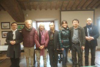 artisti cinesi alla brilla