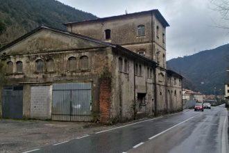 edificio abbandonato seravezza