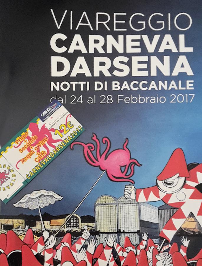 Carnevaldarsena 2017, al via la raccolta fondi per aumentare sorveglianza e sicurezza