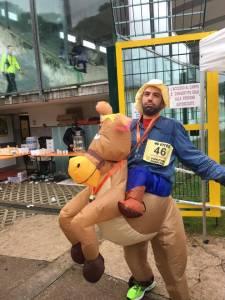 Puccini marathon horses