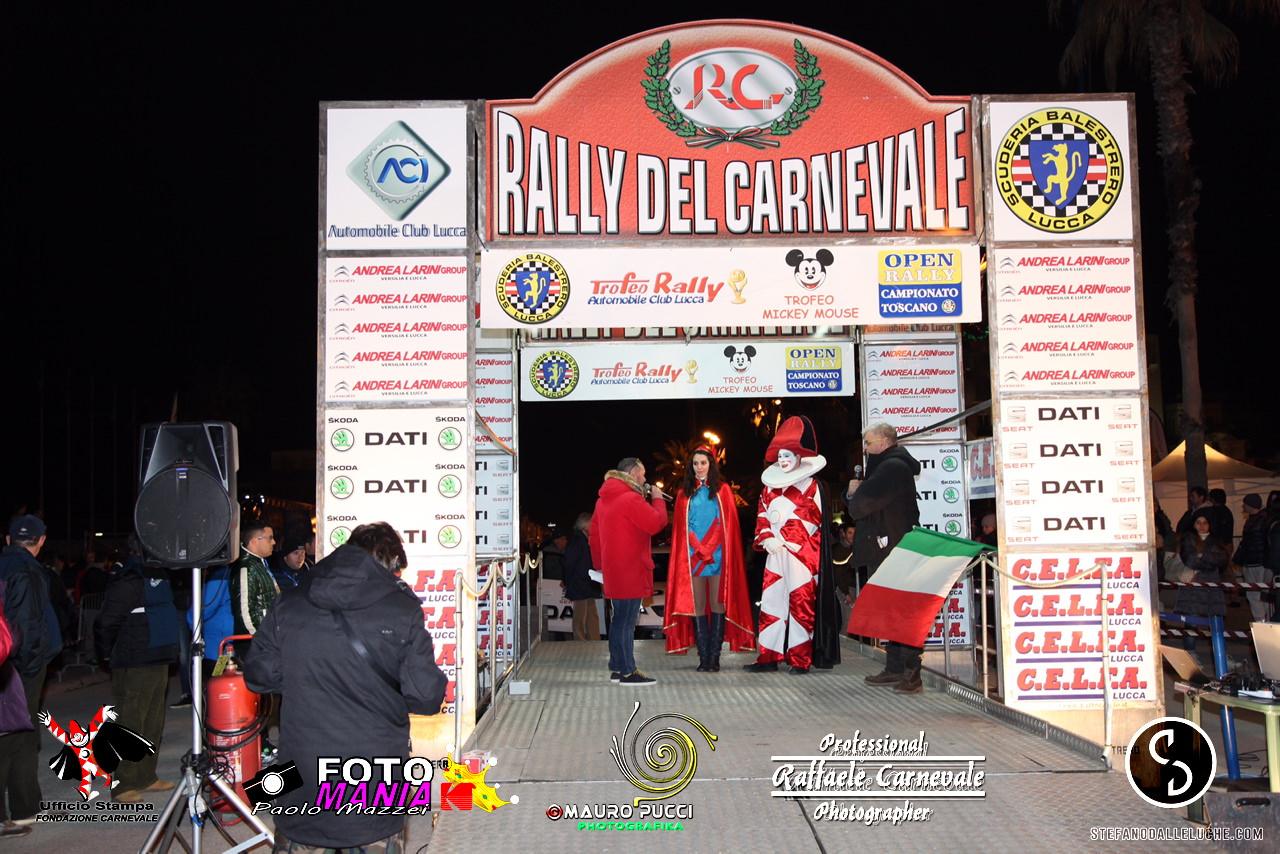 Classifica rally del Carnevale 2017