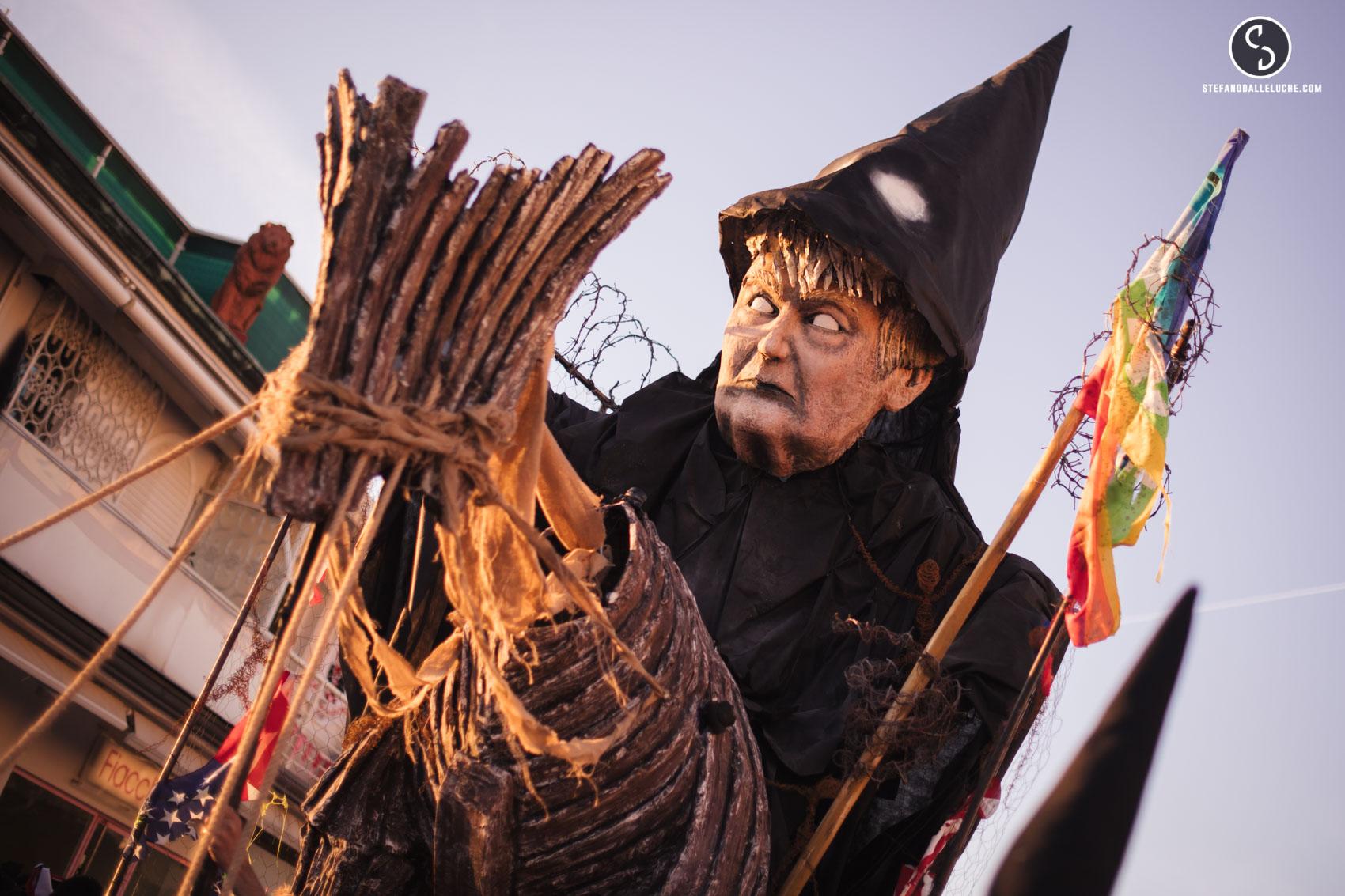 Carnevale di Viareggio 2017, le schede dei giurati delle maschere isolate