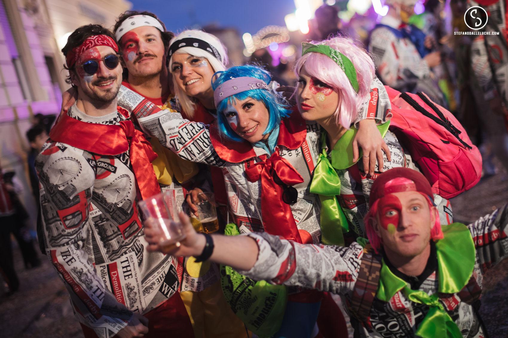 Carnevale di Viareggio 2017, le immagini del terzo corso