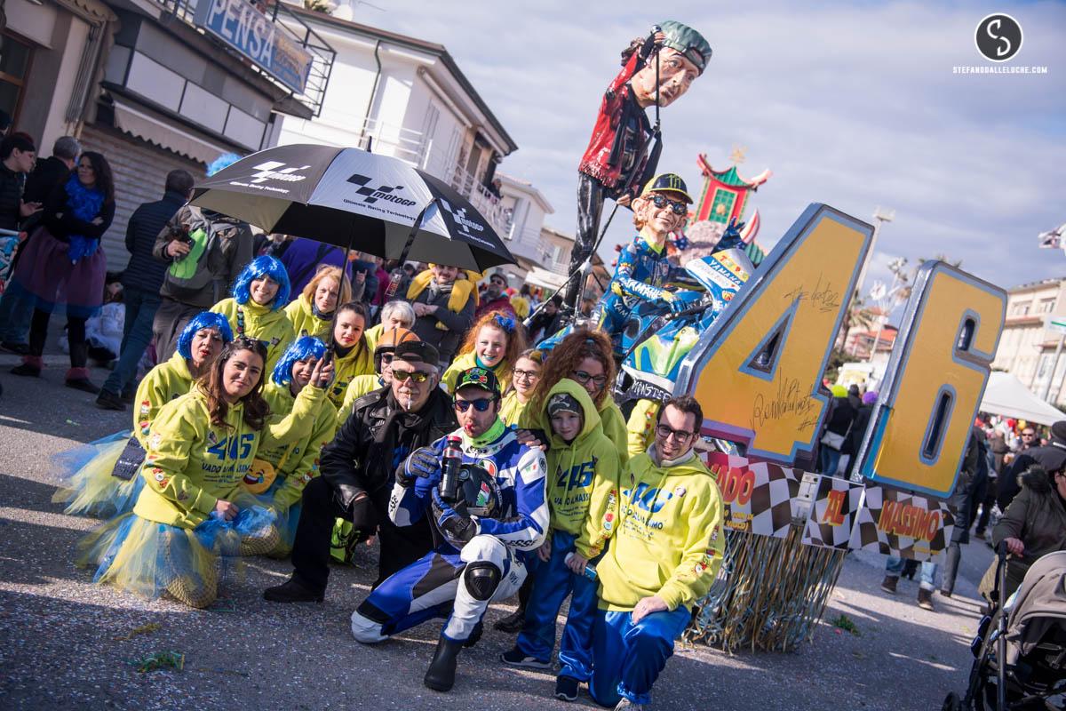 Carnevale di Viareggio, il mascheratista Andrea Pucci si ritira
