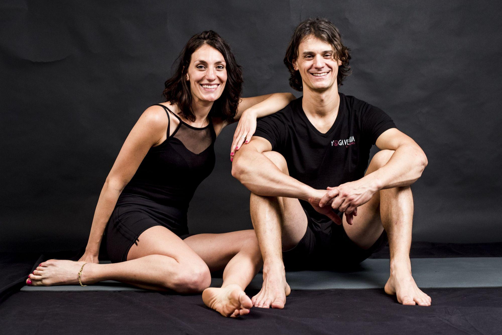 Apre un centro Yoga per vivere il benessere a 360°
