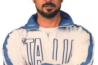 Yuri Gasperini karate nazionale