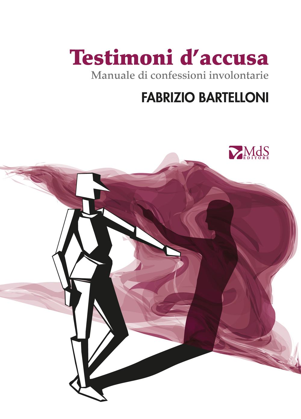 """Presentazione """"Testimoni d'accusa"""" di Fabrizio Bartelloni a Villa Argentina"""