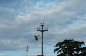 elicottero Enel
