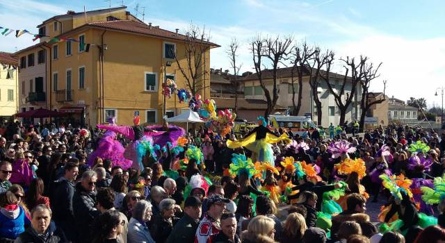 Al via il Carnevale Pietrasantino