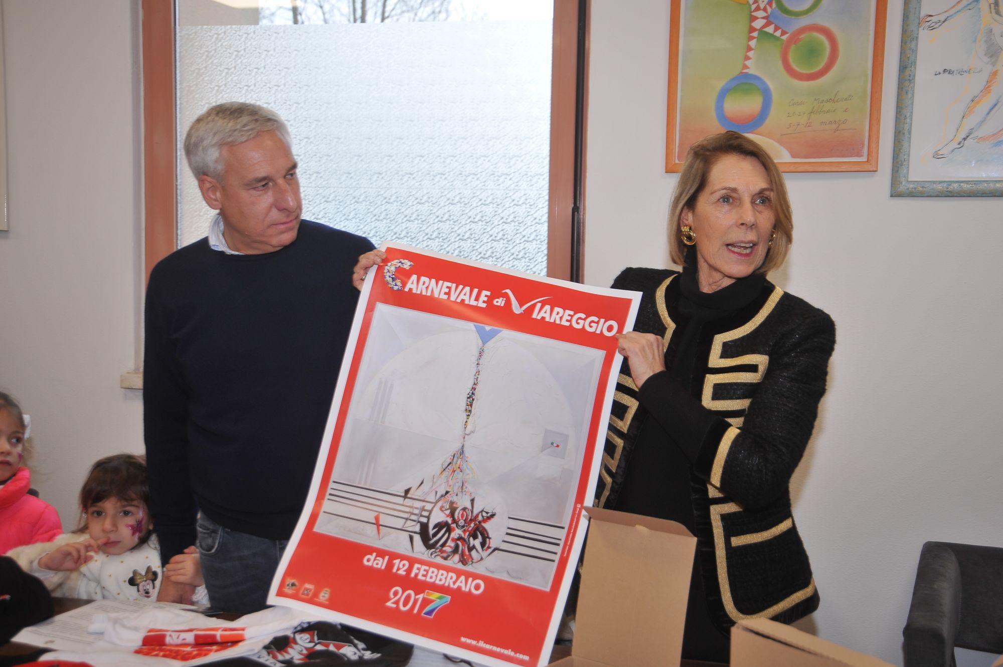 La Fondazione Carnevale acquisisce i diritti del marchio e logo Burlamacco