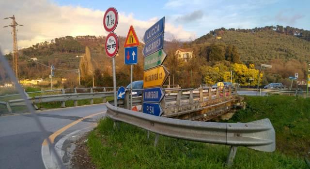 Rotatoria e nuovo Ponte di Sasso pronti entro giugno