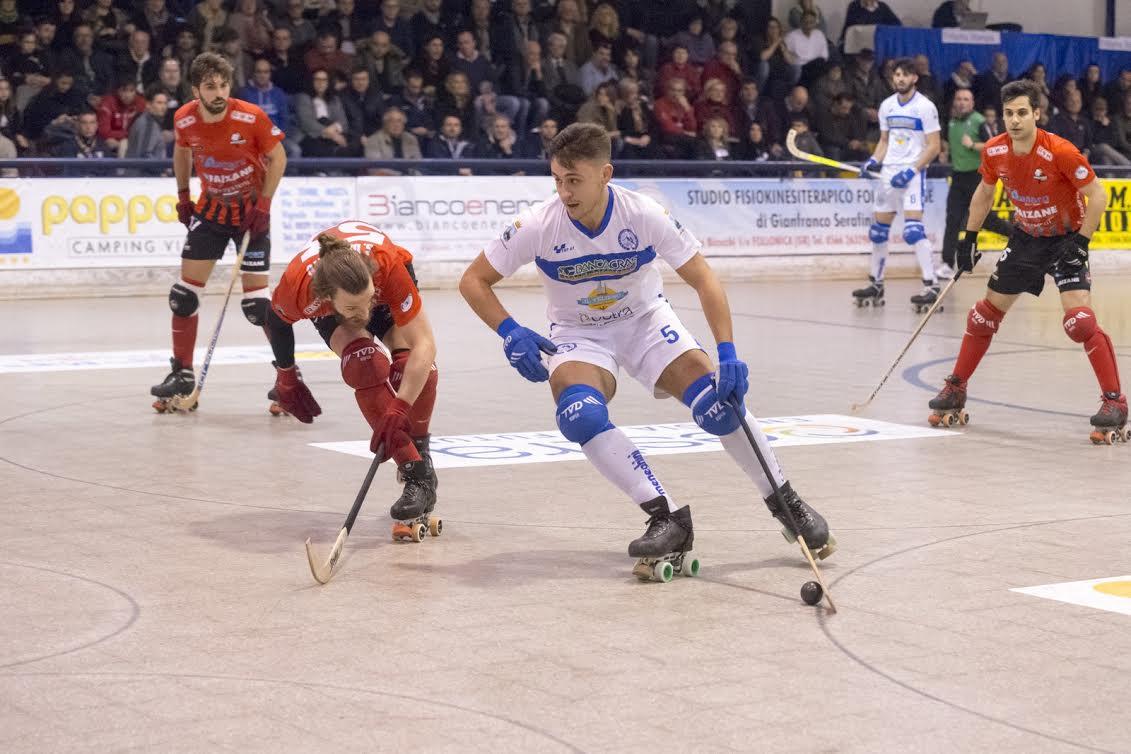 Coppa Italia Hockey, la seconda semifinale è Forte-Follonica
