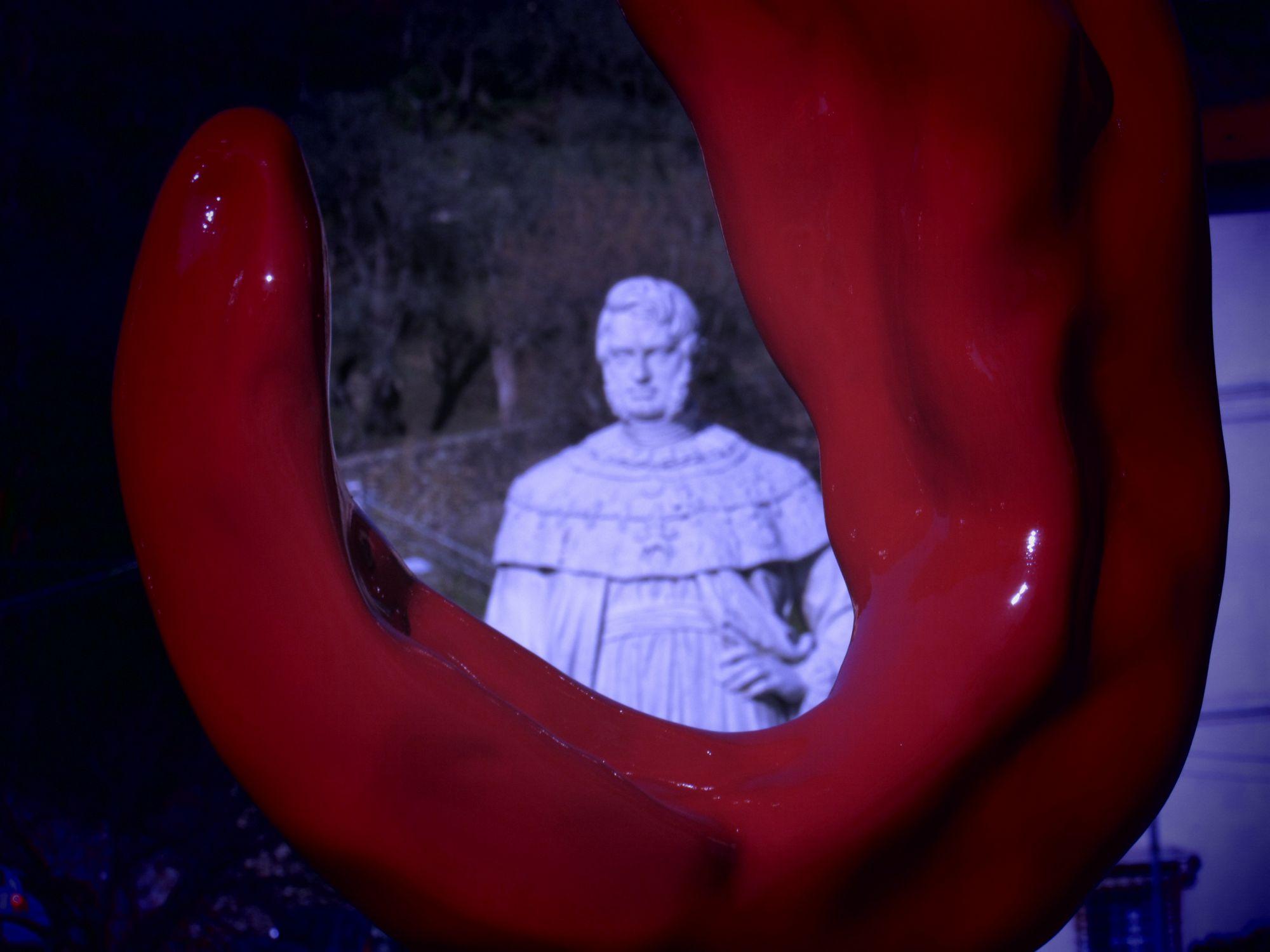 In mostra a Pietrasanta