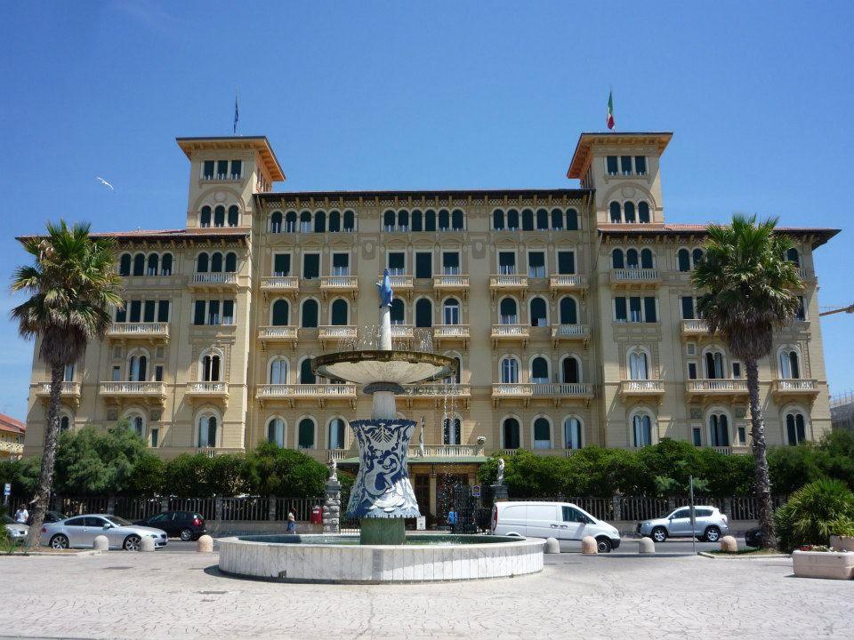 Riapre il Grand Hotel Royal, il simbolo della città è pronto per la nuova stagione