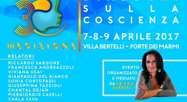 In corso a Villa Bertelli  il convegno con i Dialoghi sulla coscienza