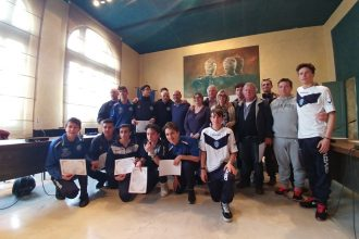 Foto Premiazione Torneo della Pace Grenzach Whylen 2