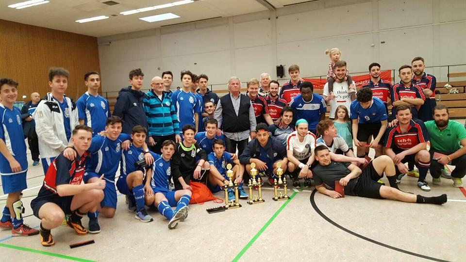 Pietrasanta vince torneo internazionale della Pace in Germania
