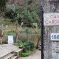 ingresso Casa Carducci Pietrasanta