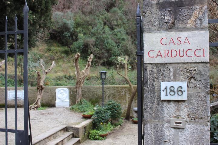 Riapre la Casa Natale di Giosuè Carducci a Valdicastello