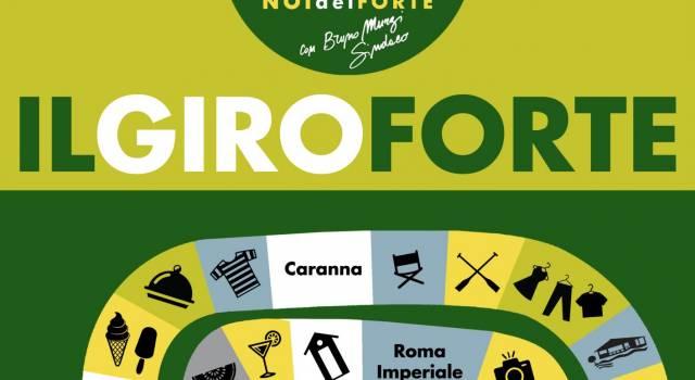 """""""Giroforte"""", parte da Vittoria Apuana il ciclo di incontri del candidato sindaco Bruno Murzi"""