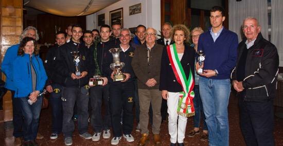 Veliero Antares vince la 43º Coppa Carnevale
