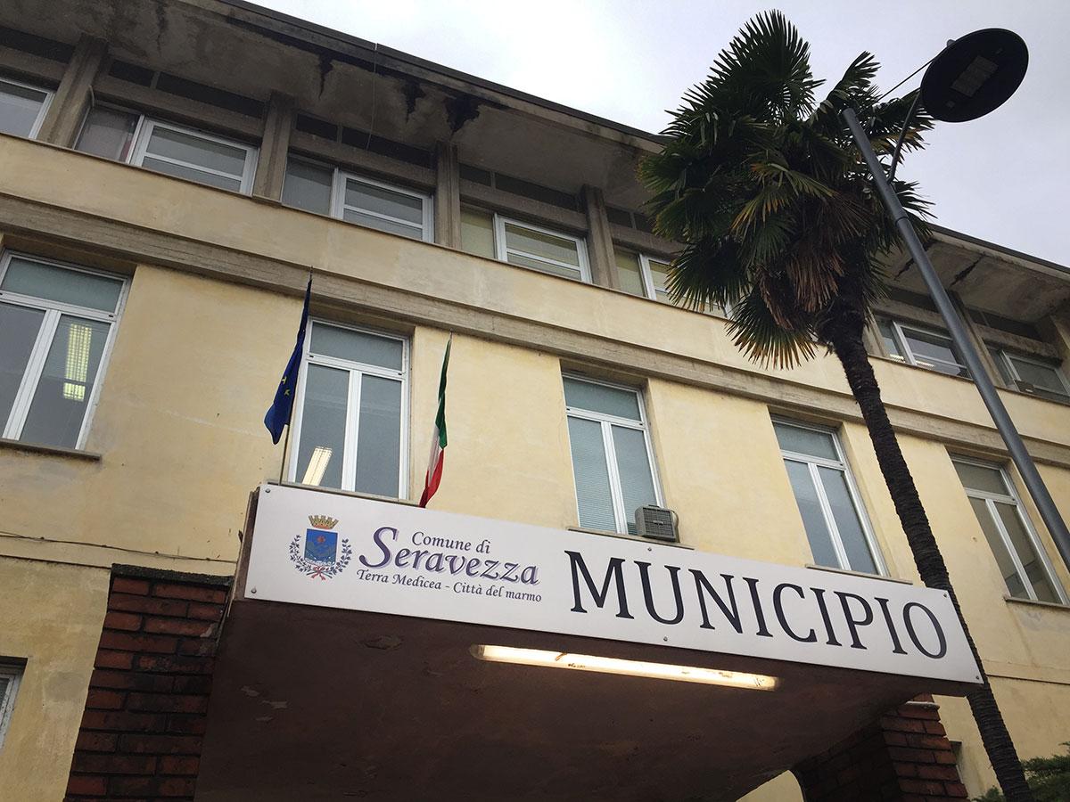 municipio seravezza