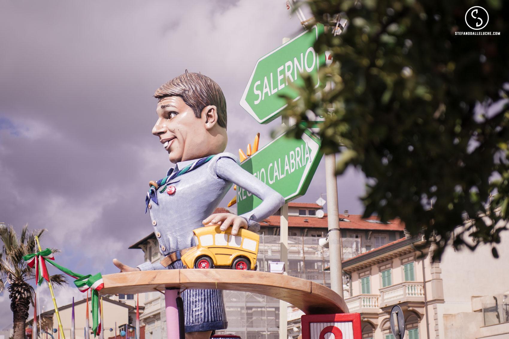 Carnevale di Viareggio 2017, le schede dei giurati delle mascherate di gruppo