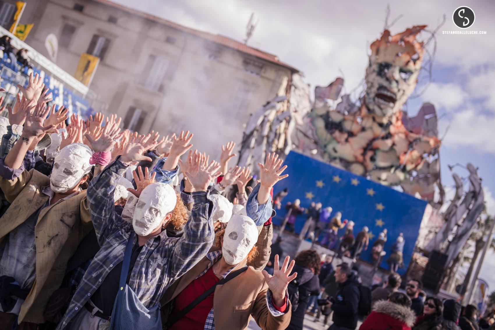 I nomi dei giurati del Carnevale di Viareggio 2017