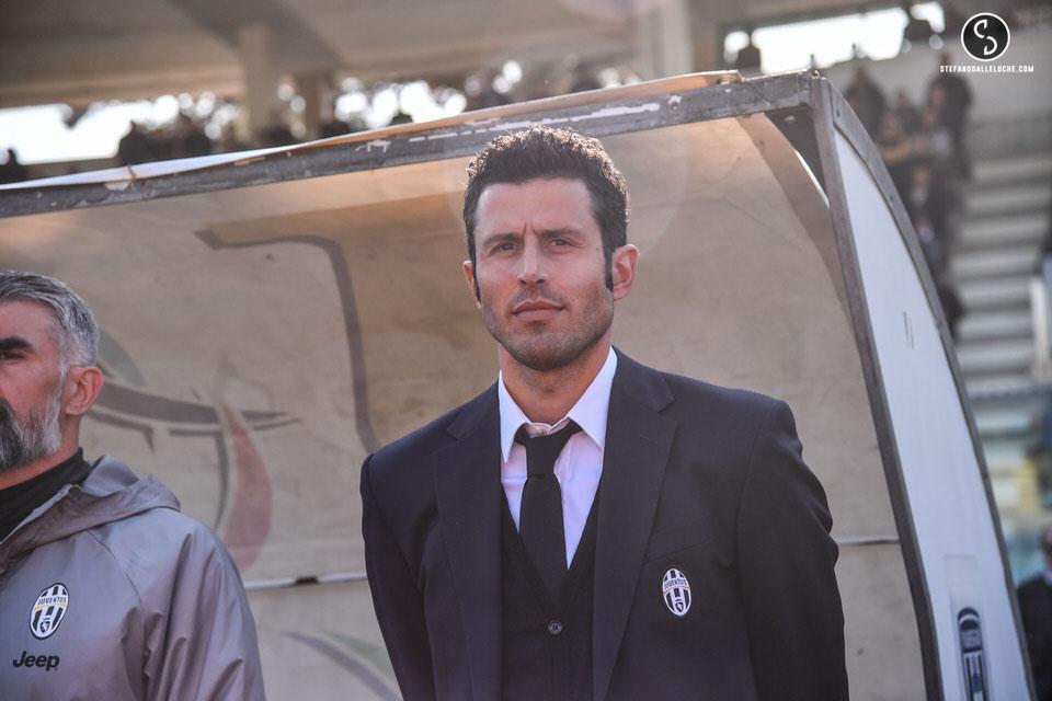 Juventus Dukla praga. La fotogallery