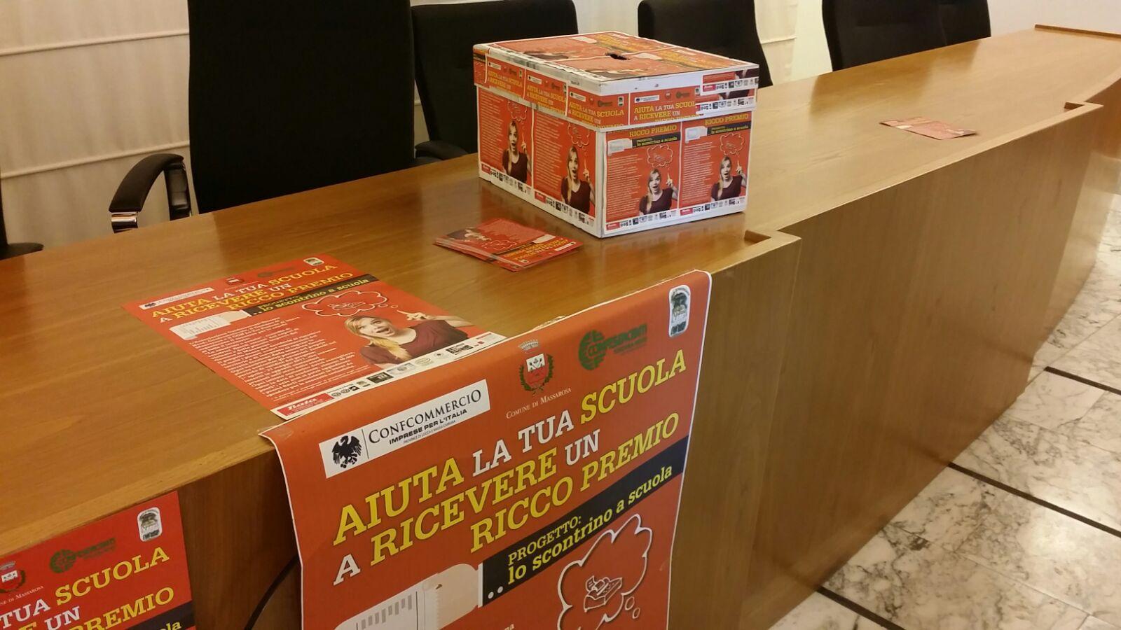 """""""Lo scontrino a scuola"""" progetto vincente, oltre 123.000 scontrini raccolti"""