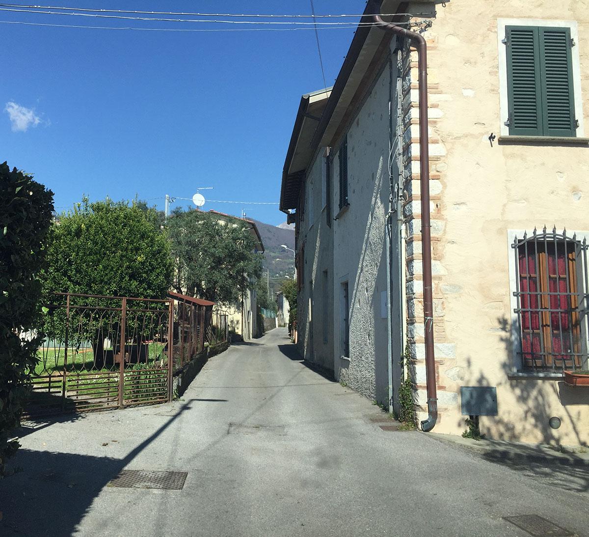 Piano di recupero per un nuovo parcheggio pubblico al Borgo dei Terrinchesi