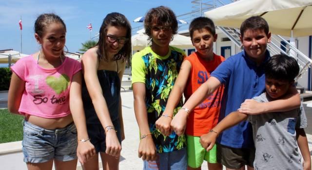 Lido di Camaiore dona 3mila euro a Telethon
