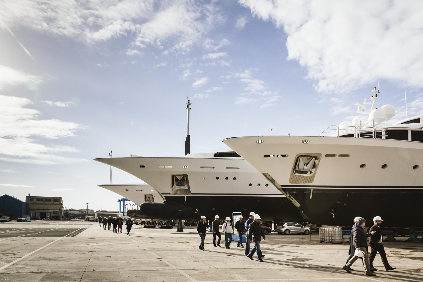 Yare Digital, al Superyacht Forum i numeri della flotta mondiale