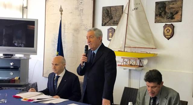 La figura del Senatore Giovanni Pieraccini raccontata al club Nautico