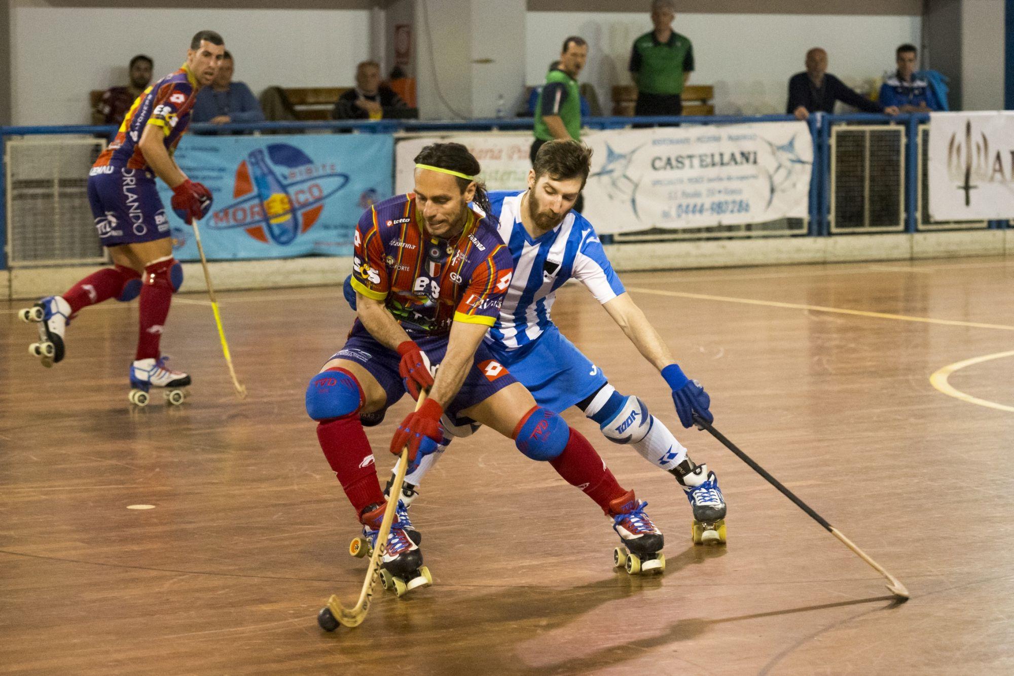 Hockey, il Forte aggancia il Lodi in testa. Sandrigo retrocede in A2