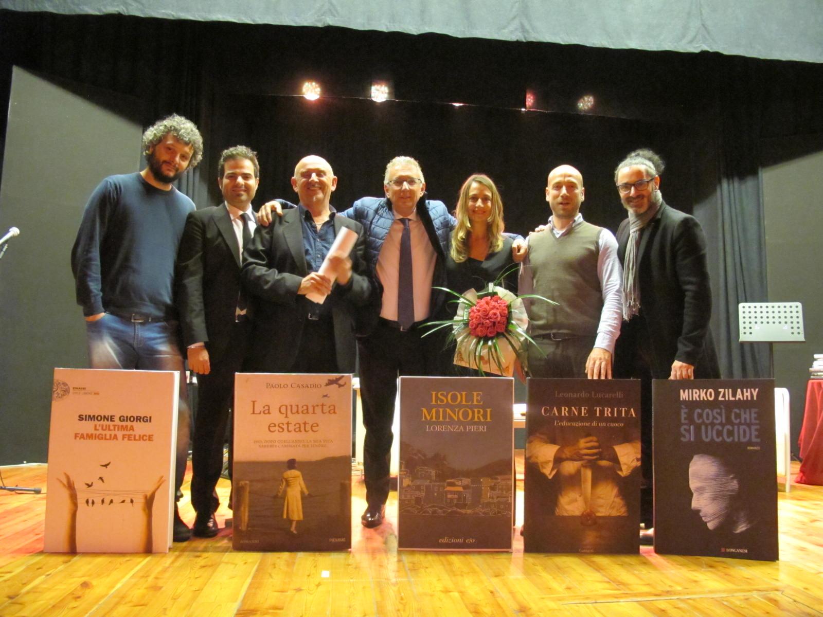 Premio Letterario Massarosa compie settant'anni