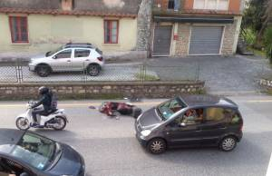 incidente sulla sarzanese 2