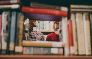 libri biblioteca lettura