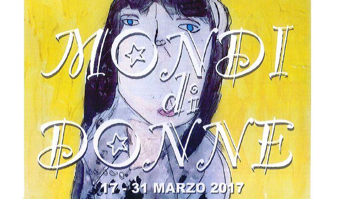 """""""Mondi di Donne"""", mostra di pittura delle ragazze del Centro Giocoraggio"""