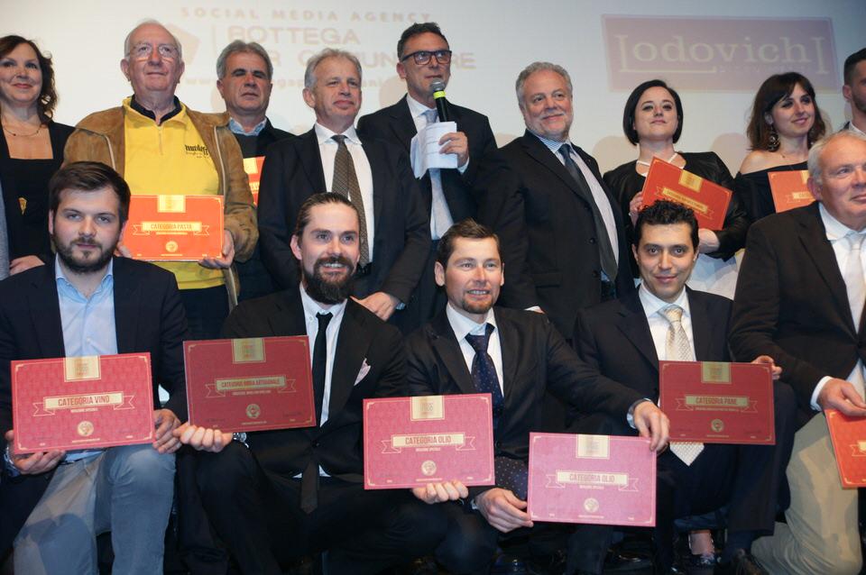 tuscany food awards 2017