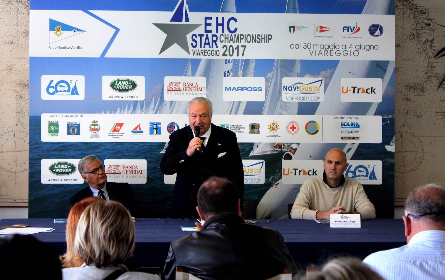 Vela classe STAR, campionato internazionale a Viareggio